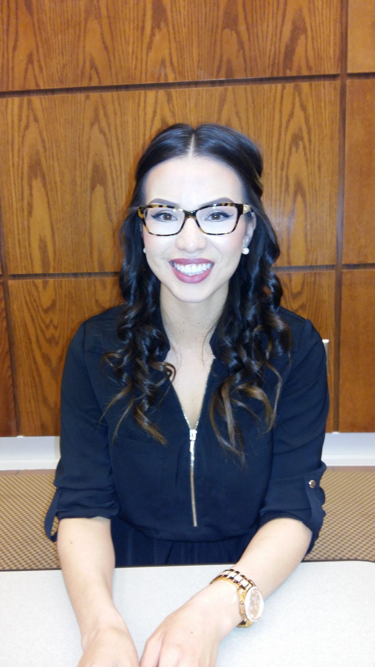 Rebecca Sangwais